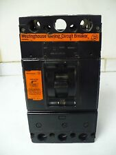Westinghouse 2609D60G13 Mining Circuit Breaker, 3 Pole, 225 Amp, Used