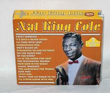 Nat King Cole 3 Compact Disc Box Set