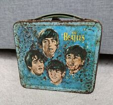 1965 Original Beatles Metal Lunchbox by Aladdin