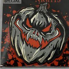 Universal Studios 2020 Hhn30 Halloween Horror Nights Pumpkin Head Magnet