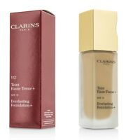 Clarins Everlasting Foundation+ SPF15 - #112 Amber 30ml Foundation & Powder