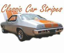 HOLDEN 1971-74 HQ GTS Monaro STRIPE Paint Mask/Stencil Kit Coupe or 4 Door