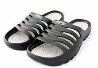 Vertico Men's Slide On Sandals Shower Poolside Shoe No Slip