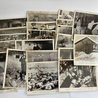 Lot Of Vintage Photos Movie Stills Jack London 1943 Michael O'Shea Susan Hayward