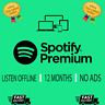 Spotiify Premium ✅ 365 DAYS ✅ FAST DELIVERY | WORLDWIDE ✅ 100% Warranty