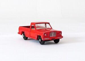 Vintage Lesney Matchbox #71 Jeep Gladiator Regular Wheels 1964