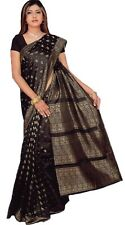 Noir Bollywood Carnaval sari Orient Inde ca108
