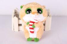 "Ty Beanie Boos Candy Cane - Hamster 6"" Plush Rabbit Kawaii Cute"