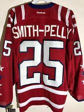 Reebok Premier NHL Jersey Washington Capitals Devante Smith-Pelly Burgundy sz M