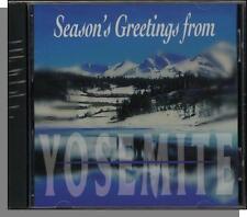 Season's Greetings From Yosemite - New Christmas CD! Winchester X-Mas Ensemble!