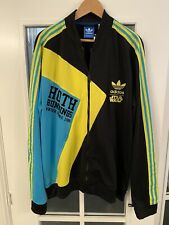 Adidas Star Wars Both Running Games 1980 Zip Up Jacket Brand New With Tags XXL