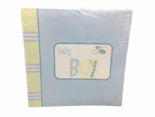 Cutie Pie Chick Pea Baby Boy Blue Photo Picture Album Holds 160 4 x 6 Pictures