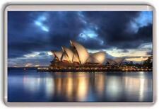 Sydney Opera House Fridge Magnet