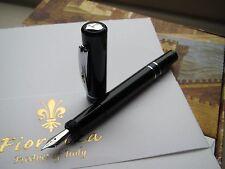 Fiorenza Lux black fountain pen MIB