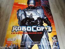 ROBOCOP 3 !  affiche cinema