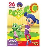 Bo on the Go, Vol. 1: 26 Episodes (DVD, 2014, 3-Disc Set)