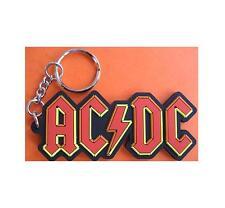 AC/DC SCHLÜSSELANHÄNGER #3 / GUMMI / US IMPORT