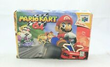 Mario Kart 64 Nintendo 64 Complete in Box Tested and Working