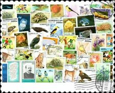 More details for azerbaijan : 75 different stamps collection
