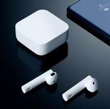 Mi Smart White Earphone Stereo Touch Control Bluetooth 5.0 Call Noise Reduction