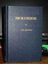 Man On A Mountain, Memoir Alabama Mountain Lakes Region