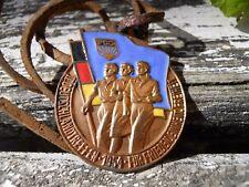 Médaille  -FDJ-II. l'Allemagne rencontre 1954 Berlin -pour la paix unité liberté