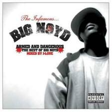 Infamous...Big Noyd: Armed And Dangerous: The Best Of Big Noyd w/ Art MUSIC CD