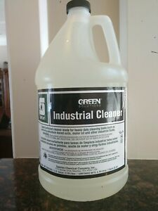 SPARTAN CHEMICAL GREEN Solutions INDUSTRIAL CLEANER 1 Gallon