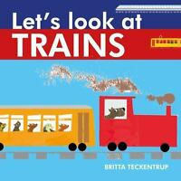Let's Look at Trains-ExLibrary