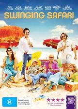 Swinging Safari : NEW DVD