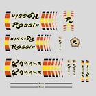 Rossin Cuadro de Bicicleta Adhesivos - Pegatinas - Transfers - N.2