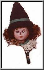 Marie Osmond Wizard Of Oz Baby Scarecrow Tiny Tot W/ Hat Hand Numbered Coa Mib