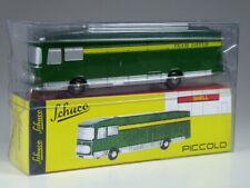 selten: Schuco Piccolo Lotus Team Transporter in OVP