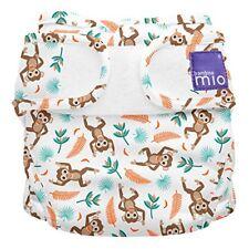Bambino Mio Miosoft Nappy Cover, Size 2, 9 kg Plus, Spider Monkey