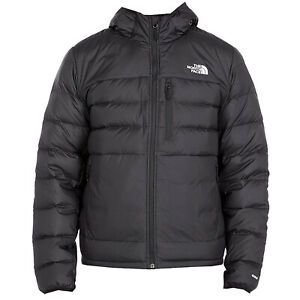 The North Face Mens 2022 - Aconcagua 2 Hoodie Jacket - TNF Black