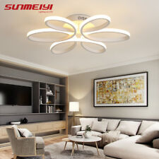 Surface Mounted Modern LED Ceiling Lights For Living Room Indoor Fixtures