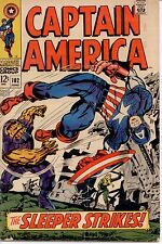 - - - > CAPTAIN AMERICA #102 ... 1968 ... 3rd Issue of Series
