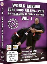World Kobudo Euro Budo Festival 2015 Vol.1 Seminar DVD Goshindo Ju-Jitsu, Kali