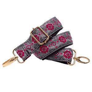 BENAVA Taschengurt Bunt Schulterriemen für Handtaschen Taschen Verstellbar