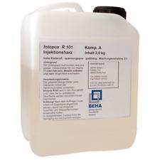3kg Laminierharz Rißharz, Reperaturset für Risse im Estrich, Gießharz Epoxidharz