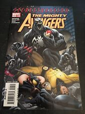 Mighty Avengers#7 Awesome Condition 8.0(2008) Vs Symbiotes