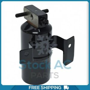 A/C Receiver Drier for Chrysler LeBaron, New Yorker, TC Maserati / Dodge 6... QR