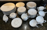 HUGE LOT - Boutonniere by Sango Japan Fine China 6414