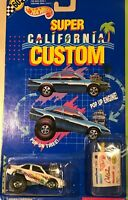 Hot Wheels Super California Customs - Laguna Lightning