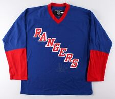 Henrik Lundqvist Signed Rangers Jersey (JSA COA)