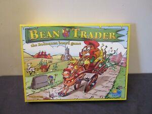 BEAN TRADER THE BOHNANZA BOARD GAME.