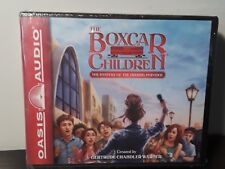 The Boxcar Children Mysteries: The Mystery of the Missing Pop Idol 138 CD Audiob
