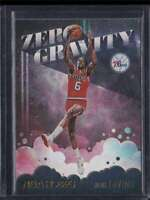 2020-21 PANINI HOOPS ZERO GRAVITY HOLO JULIUS ERVING