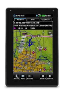 Garmin aera 760 Pacificaviation portable gps navigator