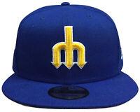 Mens New Era 9Fifty MLB Seattle Mariners OTC Basic Snapback